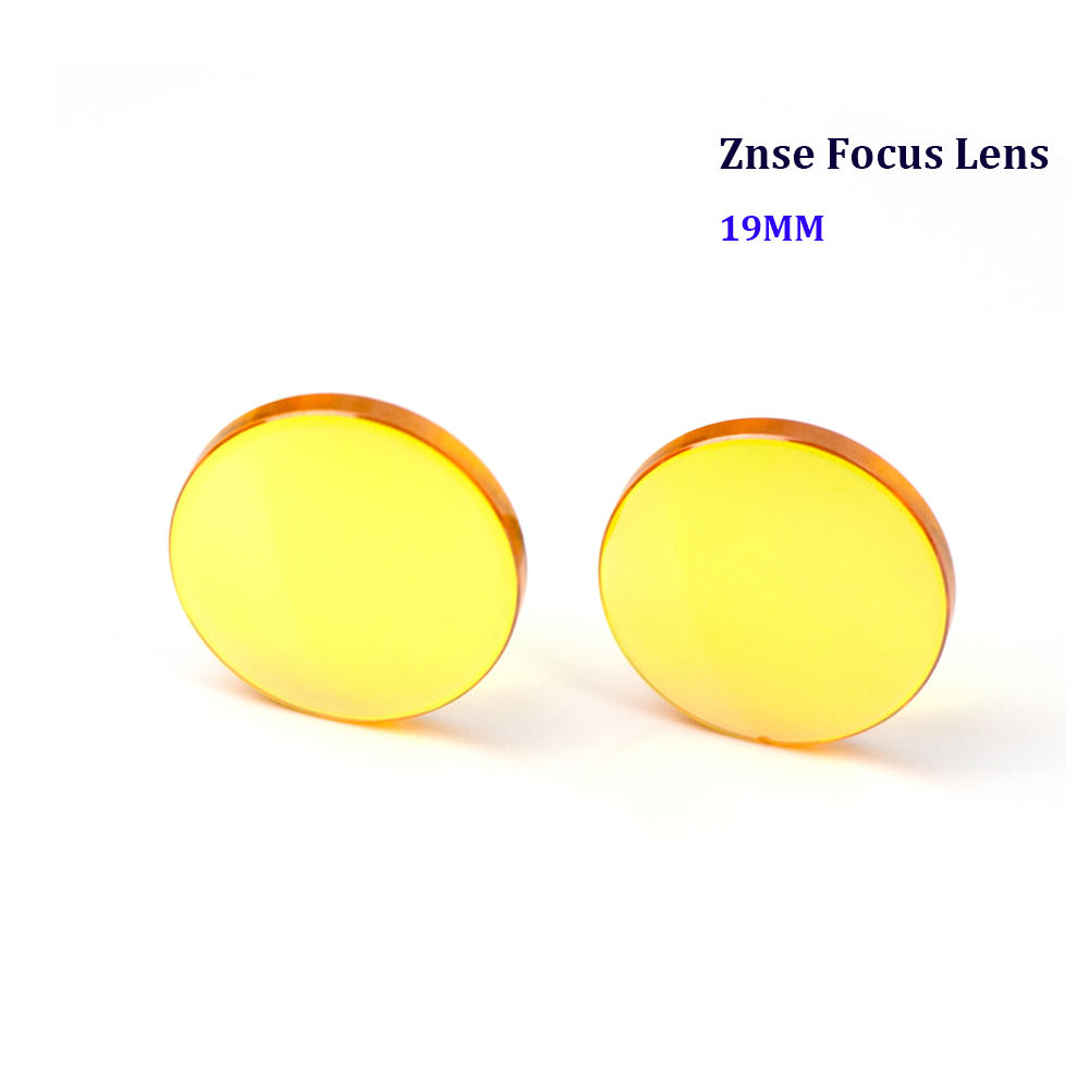 ZuRong 30mm Laser Reflector Lens SI Co2 laser Mirror Lens for Laser Engraver and Cutting Machine