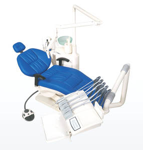 USA popular dental chair with rotatable chair dental unit