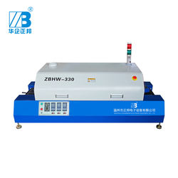 Manufacturer high quality low cost smt infrared reflow oven relative preheat machine