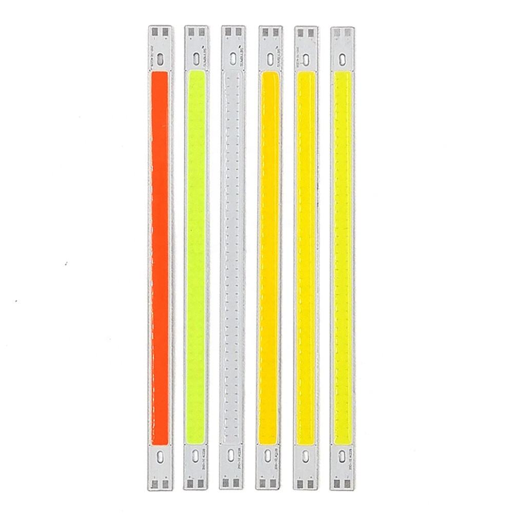 Slim Cob Led Strip Licht 10W 12-24V Pure/Warm Wit 1000LM <span class=keywords><strong>Lamp</strong></span> Voor Diy Tafel <span class=keywords><strong>lamp</strong></span>, zuiver Wit
