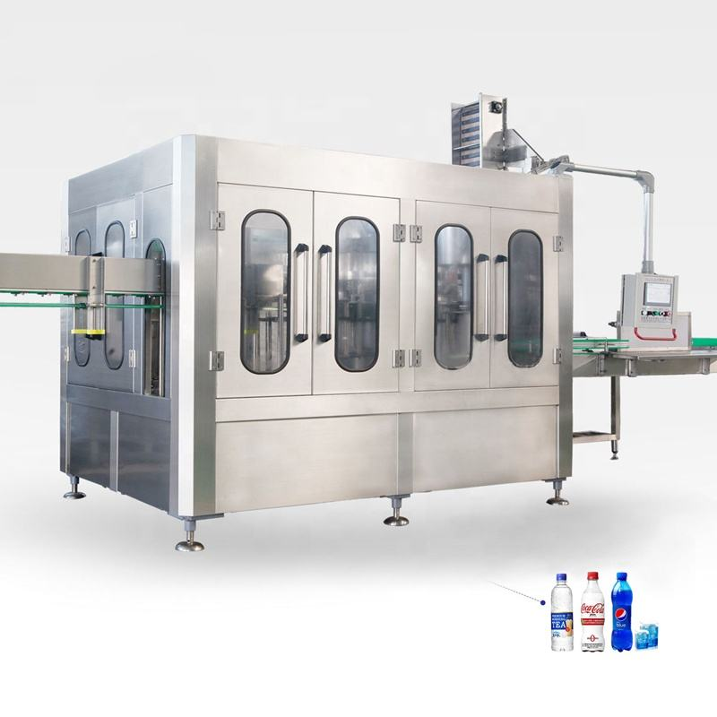 Low price energy soft carbonated drink filling machine equipment plant line with certificate