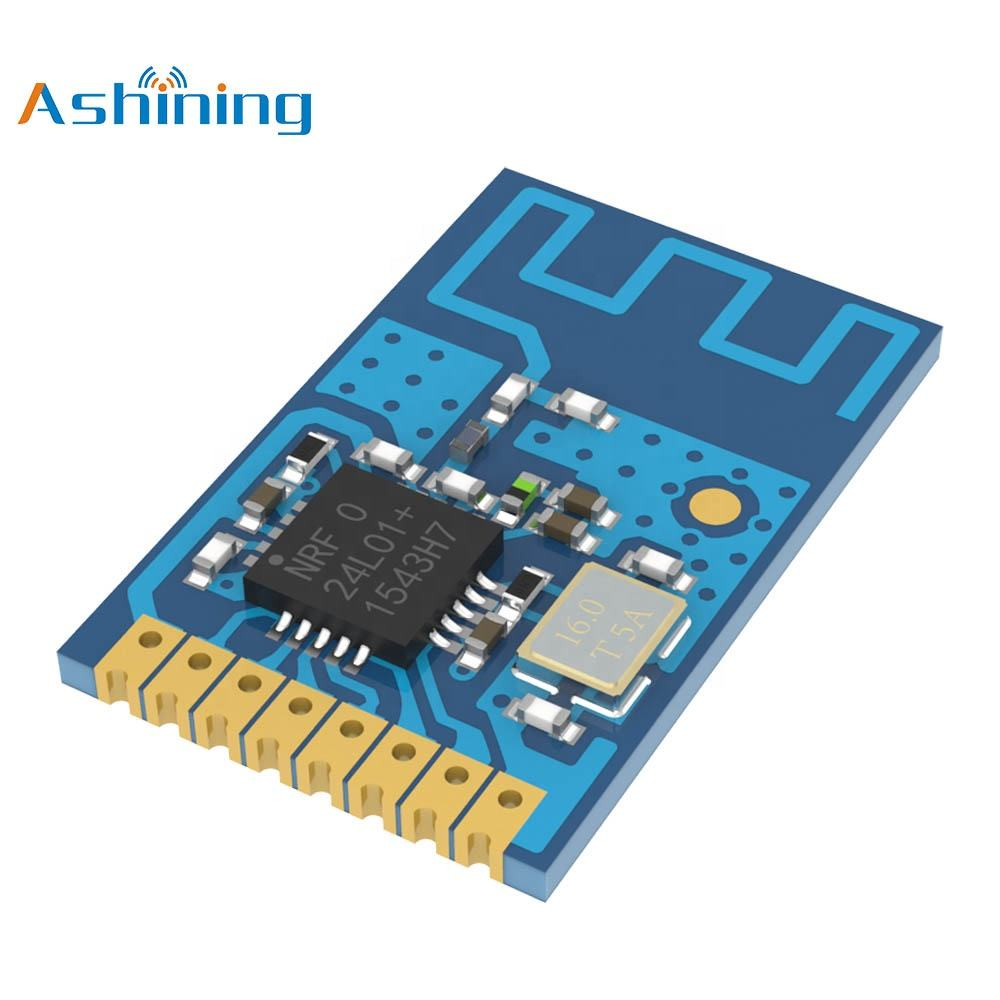 High Quality 2019 As01-ml01dp5 2400mhz Wifi Low Power 120m Nrf24l01 Spi Module