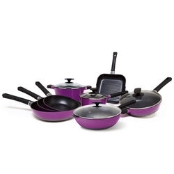 factory direct supply high quality aluminum outdoor cookware set