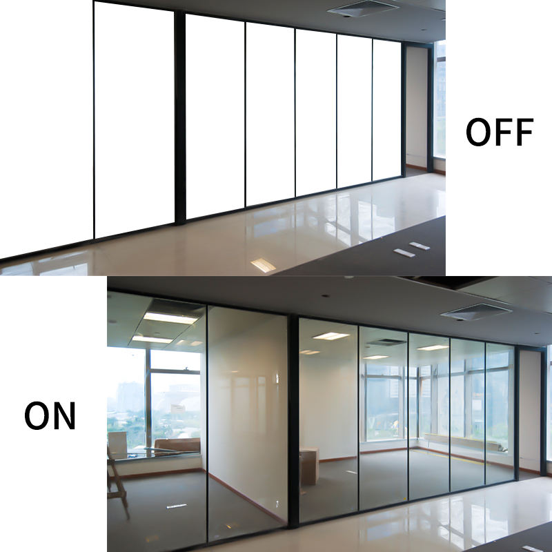Electronic Switchable Pdlc Smart Film Glass for Window Office Home Door