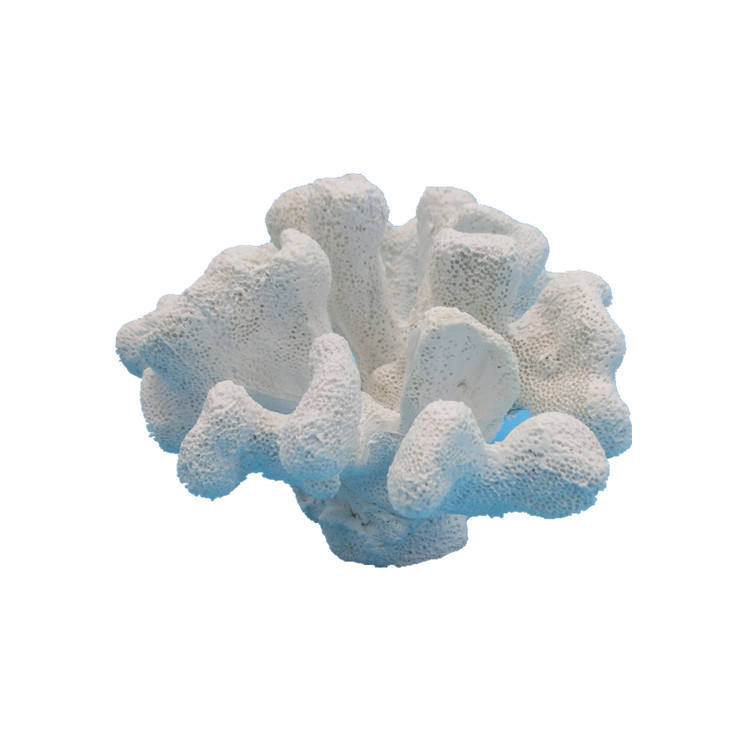 Polyresin Coral Sculpture Reef Artificial Ornament Sculpture