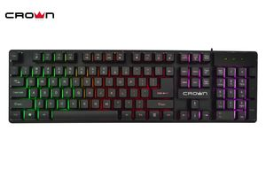 Crown cheapest 2020 gaming mechanical keyboard private label CMGK-695