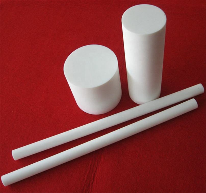 Material fluorophlogopite machinable glass ceramic bar drilling supported