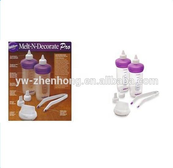 China Hot Sale Kitchenwares Household Cake Decorating Tool Set