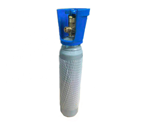 Factory Gas Cylinder mesh plastic net plastic wire mesh PE net sleeve cheap prices