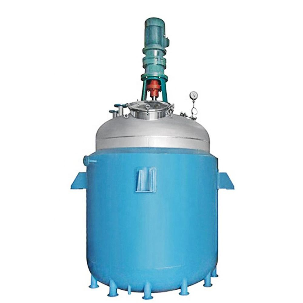 mini apf chemical synthesis reactor with mixer for glue and adhesive
