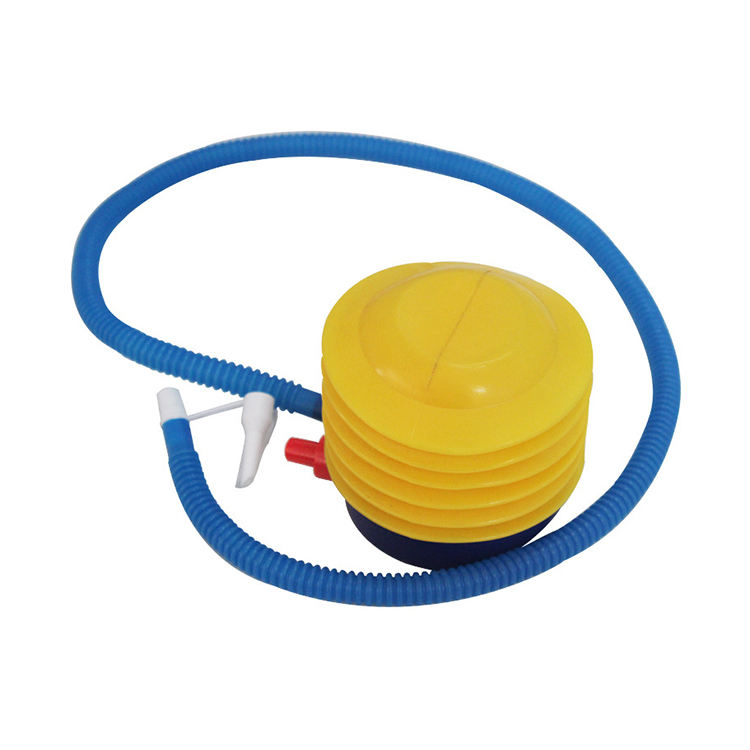 Simple small foot air pump for Inflatable balloon items