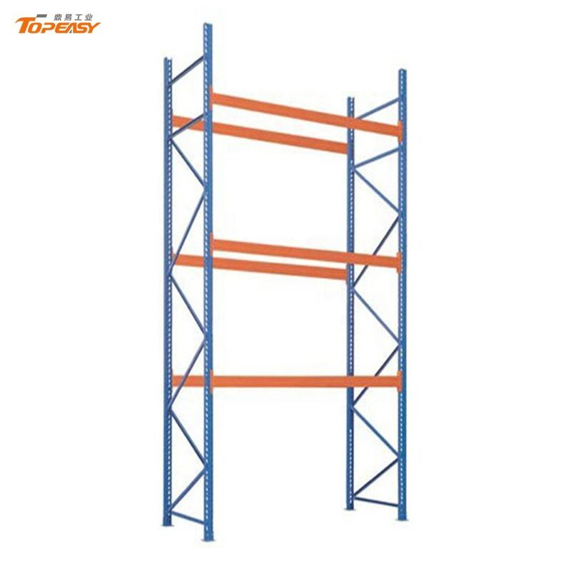 Powder coated steel beam type heavy duty tire storage rack for 4s store