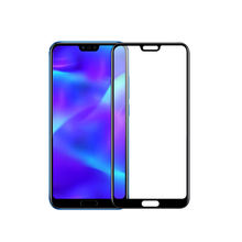 Honor 9/9i/7X/6X/6A/7X/8X/8/10 Silkprint Full Cover Screen Protector Tempered Glass Protective Glass For Phone