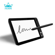 Huion DS101S 10 inch IPS wide viewing angle EMR sensitive pen signature tablet