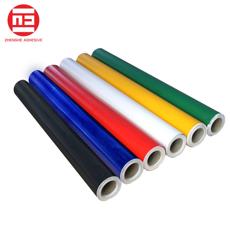 Hot Sale PVC Material Vinyl Sheet Cricut Different Color Cutting Plotter Vinyl for Sign Making