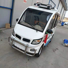 electric van and electric car from China
