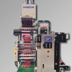Automatic Multi Line Powder Packing Machine