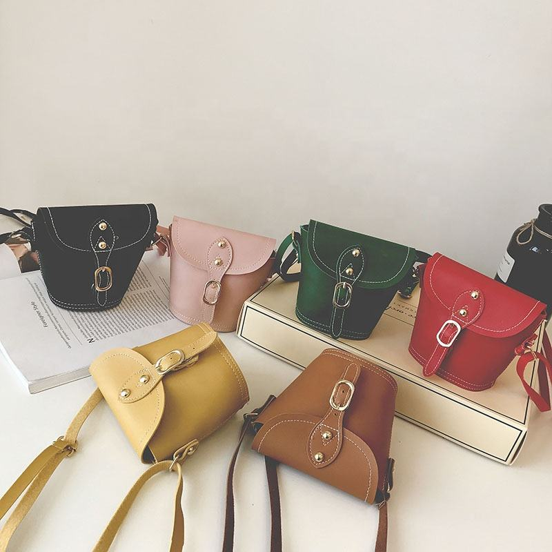 2019 fash cute famous brands kids purses girls handbags cross-body bags kids purse mini handbag