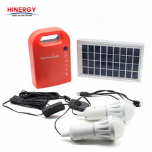 Brilliant quality 12v solar power generator, mini rechargeable home lighting solar power system
