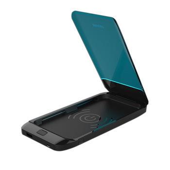 Profissional Fabricante de Telefone Uv Esterilizador sanitizer Com Carregador Sem Fio do telefone móvel Assassino Germe Natural