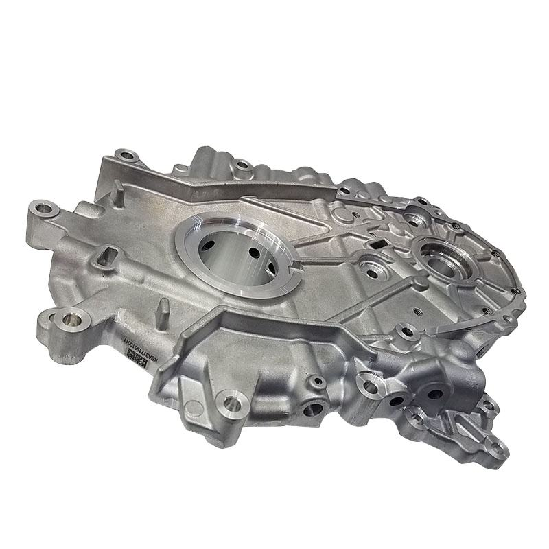Produsen Aluminium Alloy Stainless Steel Pressure Die Casting Casting Layanan