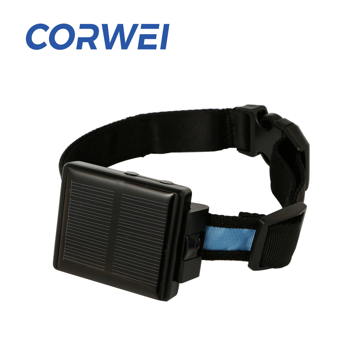 Corwei V26 Waterproof GSM NB-IOT Wild Animal Solar Power GPS Tracking Tracker Device for Cattle Cow Sheep Horse