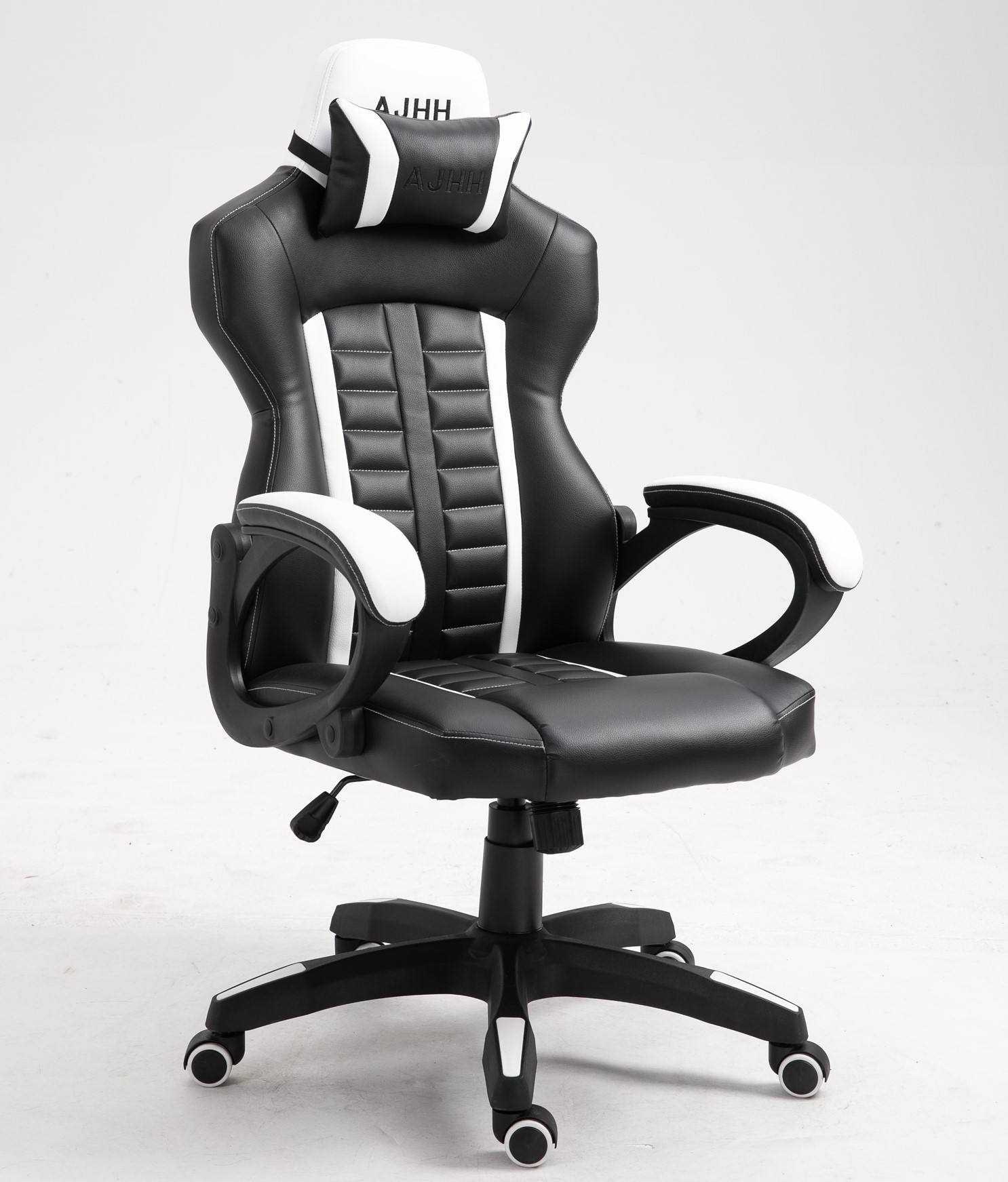 Factories Nice Price Super Soft PVC Office Computer Chairs Gamer Gaming Chair Revolving Mute Casters