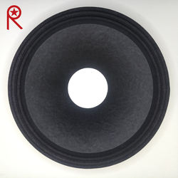 18 inch  Speaker PaperCone Diaphragm Woofer Speaker VC 102mm Cloth Edge