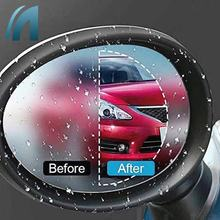 Automobile Anti Water Waterproof Anti Fog Screen Protector Car Rearview Mirror Rainproof Film