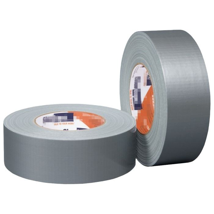 High Quality Rubber Adhesive Cloth Gaffer Silver Waterproof Duct Tape Factory