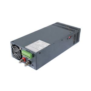 CE RoHS 12 V 50 Amp Power Supply untuk Lampu LED
