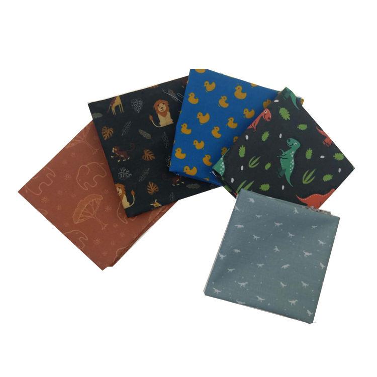 Precio bajo de textiles para el hogar bricolaje infantil de algodón 100 tejido personalizado