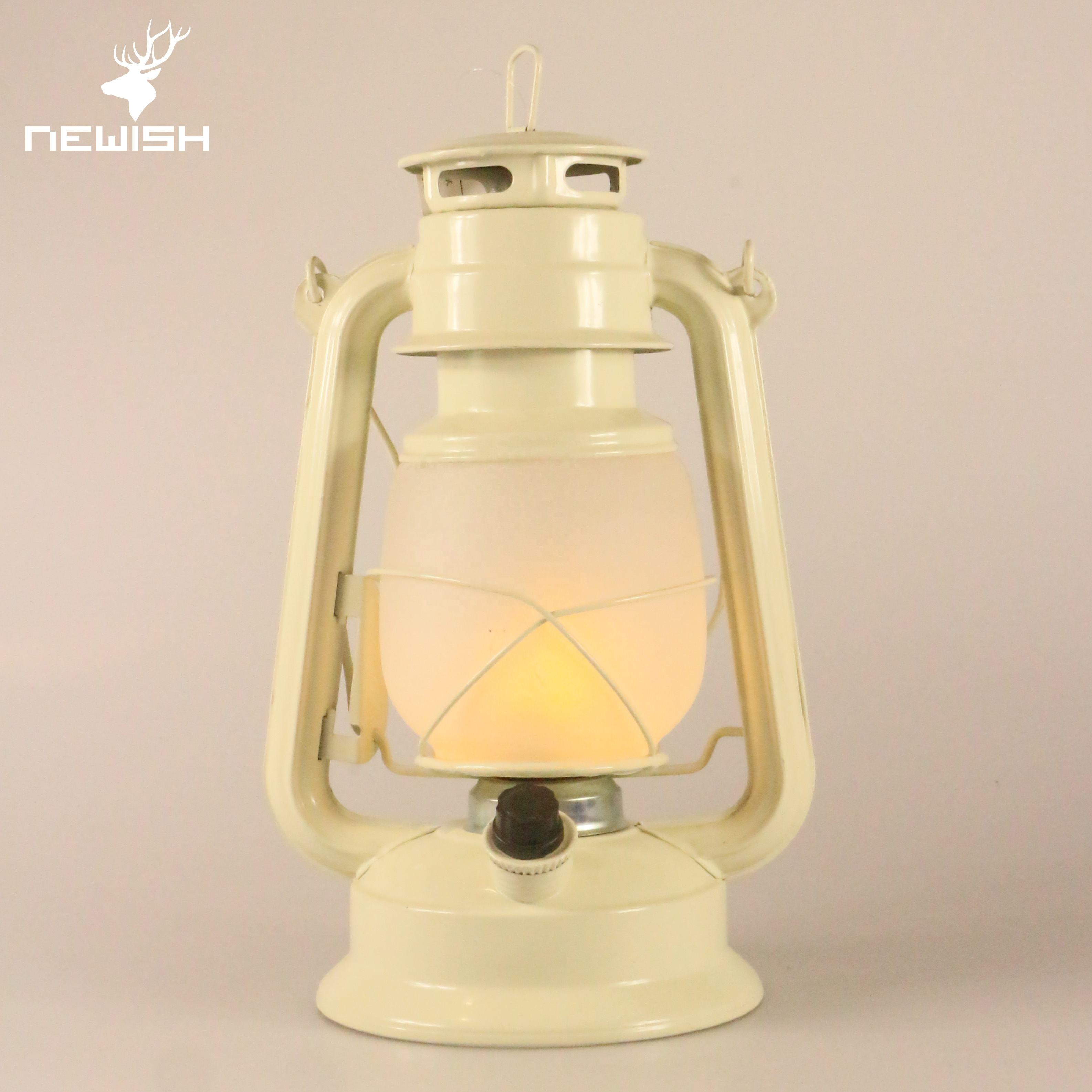 Kanlong hot selling China old fashion battery powered lights safe portable led solar camping lantern for hiking camp