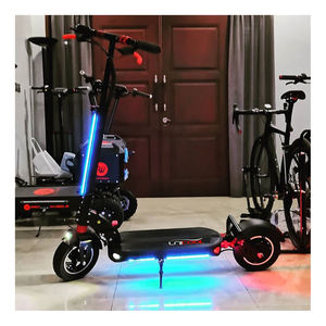 Unicool T10 500W 600W 1000W adults Foldable elektroroller Electric Scooter With LCD Display