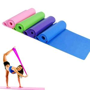 Fitness Apparatuur Trekkoord Expander Stretch Oefening Rubber Band, Krachttraining Gym Yoga Cross-Fit Elastische Resistance Bands
