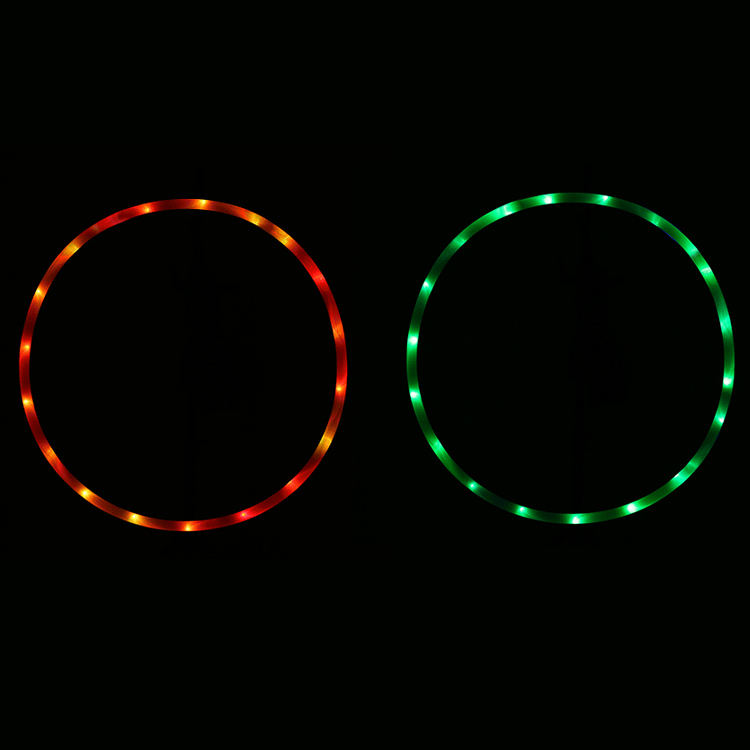 Made In China Light Programmable Led Hula Hoop, Shivom Flashing Detachable Hula Hoop