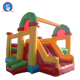 Professional manufacture cartoon and cute inflatable bouncer combo slide