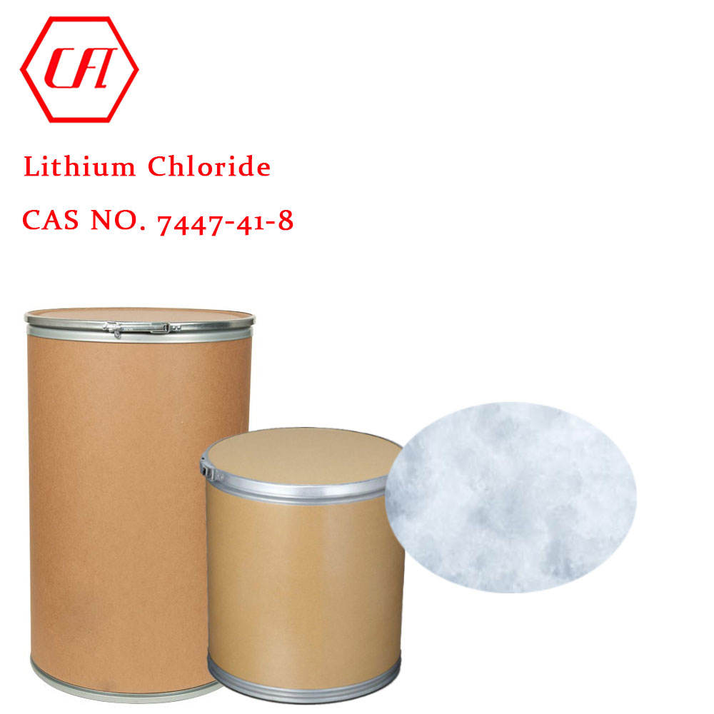 Industrial Grade desiccant high purity 99% 99.5% LiCL Lithium Chloride