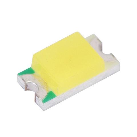 25 Huiyuan Led diodo 1206g3c-khc-b LED SMD 1206 VERDE 400mcd 857174
