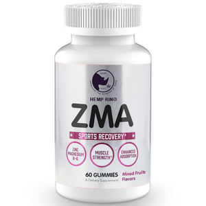 Optimum Nutrition ZMA Bear Gummy Huge Impacts on Muscle Gains for Bodybuilders with Zinc Magnesium and Vitamin B6