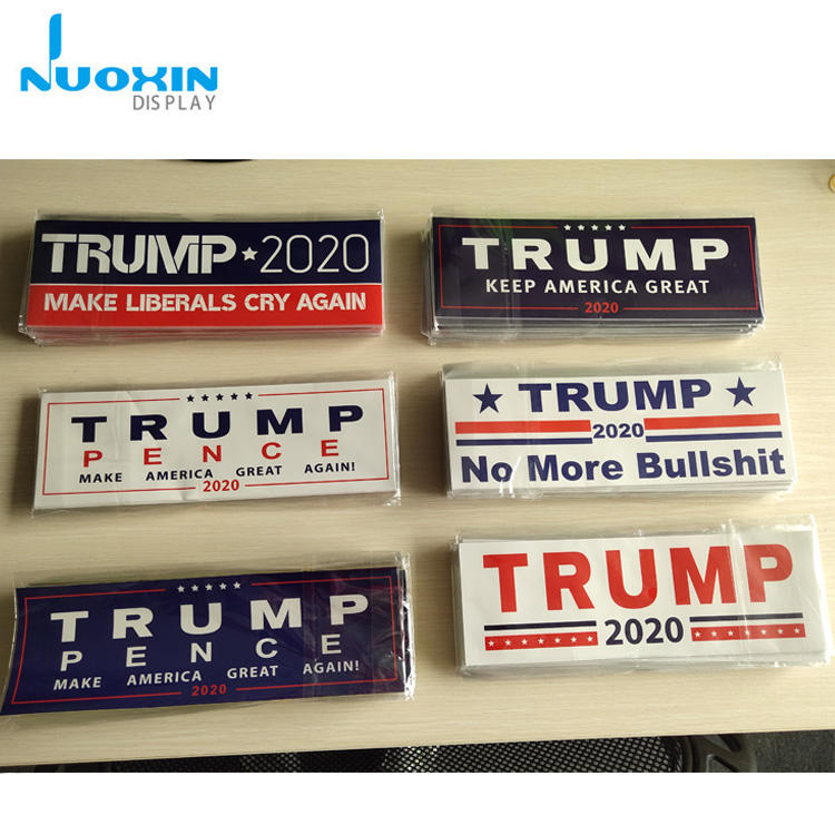 Hot Selling 2020 Keep America Great Decal Trump Car Bumper Sticker For 2020 Election