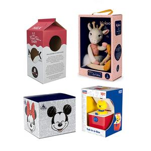 Hot Sales Custom Made Packaging Box For Toys