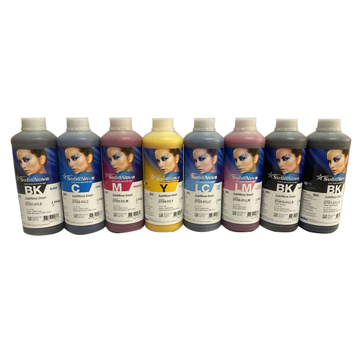 Prosub Wholesale Korea Original for sublimation ink Digital Printing Inkjet Sublimation Heat Transfer 6 Colours Ink