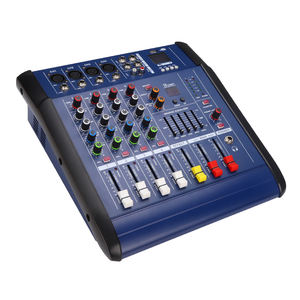 Professional Indonesian Musical Instruments Mixer