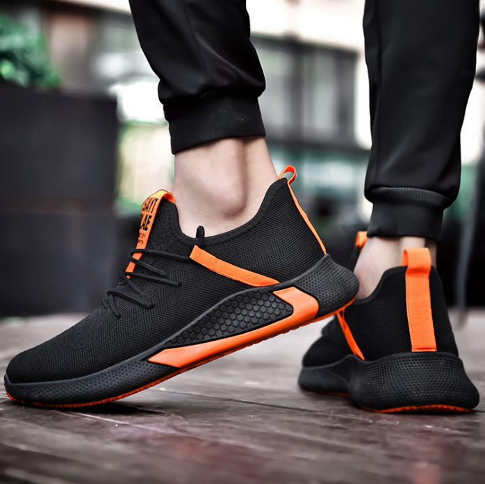 New design wholesale custom sports shoe fashion casual men shoes
