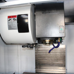 High accuracy 3 axis vertical CNC machining center