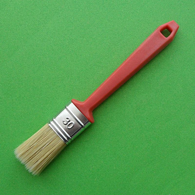 175 30mm bristle paint brush