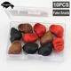10PCS Carp Fishing Lure Fake River Snails Carp Baits Realistic Field Snails Shape Boilies Floating Baits Fishing Hair Rig Tackle