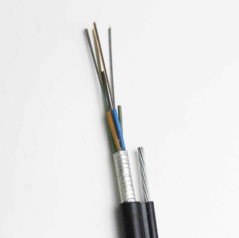 Self Supporting Outdoor Aerial Fig 8 Optic Fibre Drop Cables Ftth Figure Gyxtc8s 24 12 Core Optical Cable Fiber