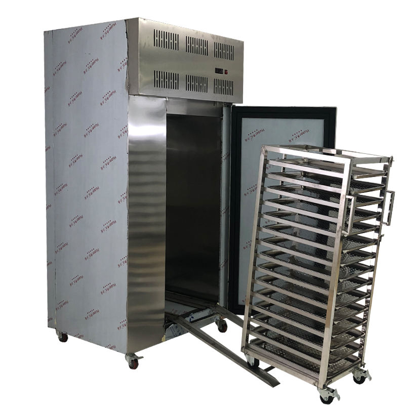 500 liter chicken 15 tray refrigerator ultra low blast freezer fast chiller room